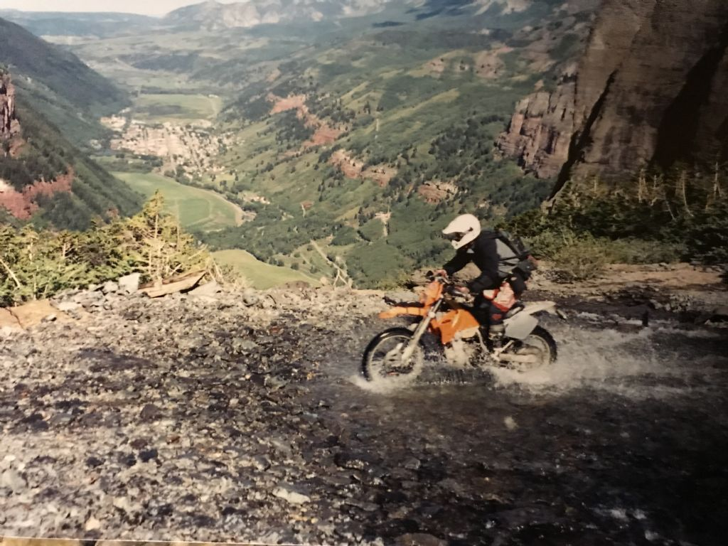 2001 Colorado 500 @ Telluride Waterfall