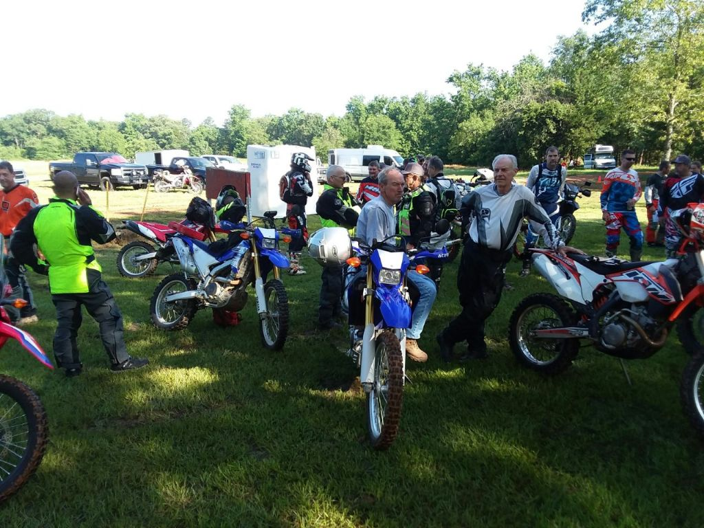 Ozark 200 Rider\'s Meeting